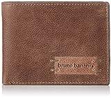 Bruno Banani VISTA_3_1 W 320.1426_cognac_braun Unisex-Erwachsene Geldbörsen 10x13x1 cm (B x H x T), Braun (braun_cognac)
