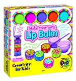 Creativity for Kids - Make Your Own Lip Balm