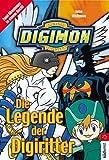 Digimon, Digital Monsters, Die Legende der DigiRitter - John Whitman