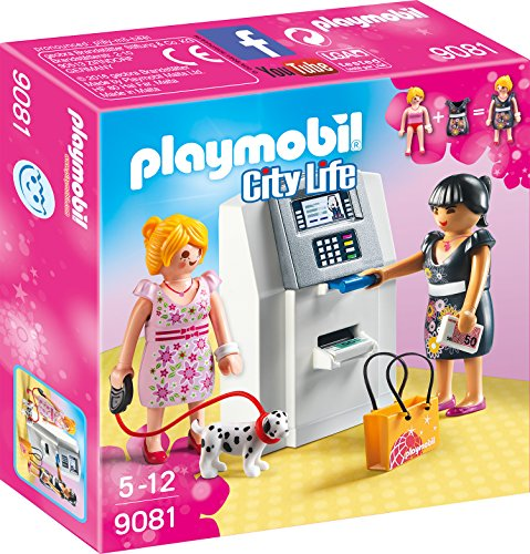 Preisvergleich Produktbild Playmobil 9081 - Geldautomat