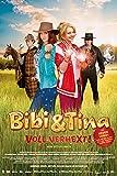 empireposter - Bibi & Tina - Voll Verhext - Größe (cm), ca. 61x91,5 - Poster, NEU -