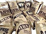 Repas prêt à manger MRE - Ration de l'armée américaine EPA., Chicken Pesto Pasta