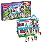 LEGO 41314 Friends Heartlake City Stephanie's House Building Set, Mini Doll House, Build and Play Toys for Kids