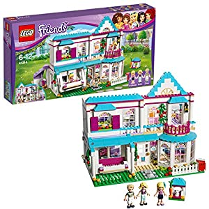 LEGO Friends La Casa di Stephanie, Multicolore, 41314  LEGO