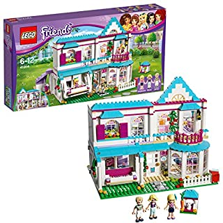 LEGO Friends 41314 Stephanies Haus, Kinderspielzeug (B01J41ERCM) | Amazon Products