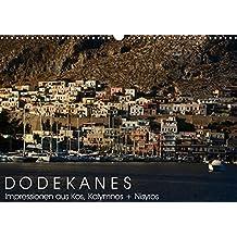 Dodekanes - Impressionen aus Kos, Kalymnos und Nisyros (Wandkalender 2018 DIN A3 quer): Inselhüpfen in der Ägais (Monatskalender, 14 Seiten ) (CALVENDO Orte)