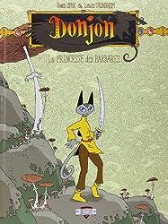 Donjon Zénith, tome 3 : La Princesse des Barbares