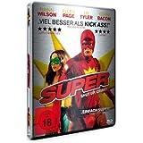 Super - Shut Up, Crime! - Steelbook