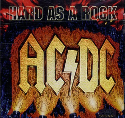 Hard As a Rock [CD 2] by AC/DC (1995-10-17)