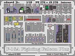 Eduard Accessories fe27630502000F de 16A Plus Fighting Falcon Interior