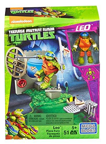 Mega Blocs–Ninja Turtles–DMX34–Leo–Spielset ()