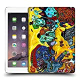 Head Case Designs Ufficiale Mad Dog Art Gallery Giocando A Poker Cani 3 Cover Retro Rigida per iPad Air 2 (2014)