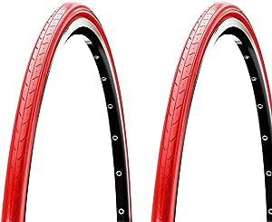 1 CST Red Super HP Nylon 700 C vélo pneu