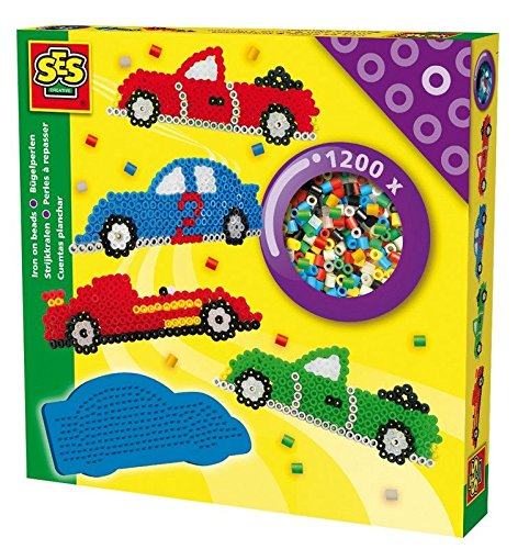 ses-creative-set-de-cuentas-para-planchar-de-coches-multicolor-06111
