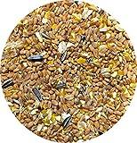 StaWa VitalMix Hühnerfutter Geflügelkörnerfutter Körnerfutter 25kg !!!GVO frei!!! mit Leinsaat