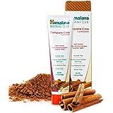 Himalaya Botanique Toothpaste - Simply Cinnamon 150g - Natürliche Zahnpasta ohne Fluorid, SLS, Gluten und Carrageenan - Entfernt Plaque und Mundgeruch, verhindert Karies und Zahnfleischbluten