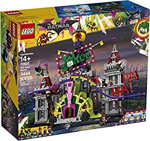 The LEGO Batman Movie 70922The Joker Manor Jouet