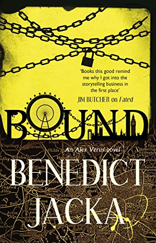 Bound: An Alex Verus Novel from the New Master of Magical London (English Edition) Master-station