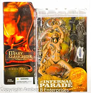 Clive Barker III - Figurine Infernal Parade Mary Slaughter