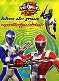 Bloc de jeux Power Rangers