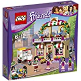 LEGO - 41311 - Friends - Jeu de construction - La Pizzeria d'Heartlake City
