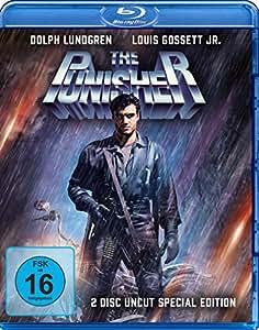 The Punisher - Uncut [Blu-ray]
