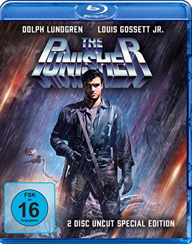 Bild von The Punisher - Uncut [Blu-ray]