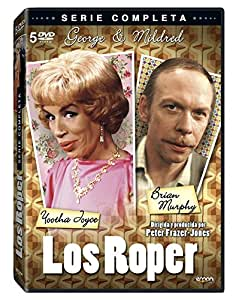 George & Mildred: The Complete Series Season 1+2+3+4+5 Region 2 Import