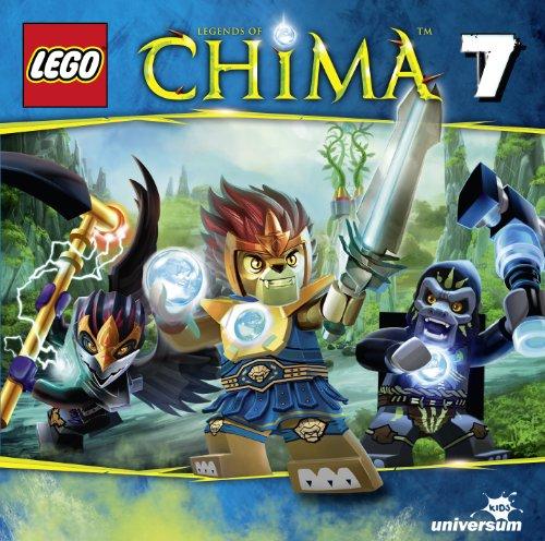 Lego Legends of Chima (Hrspiel 7)