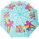 Regalos para Niñas | Paraguas Niña | Paraguas Infantil Cambia Color! Paraguas Plegables | Sombrillas Para El Sol! | Detalles Cumpleaños Infantiles Para Niñas