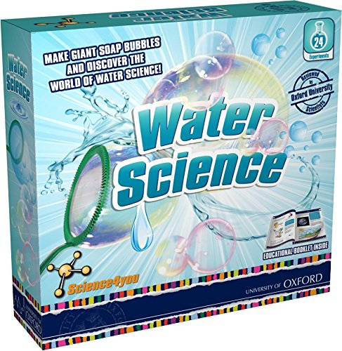 CIENCIA DE AGUA SCIENCE4YOU