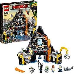 Lego Ninjago (IT) Covo Vulcanico di Garmadon, 70631