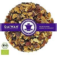 """N° 1213: Tè alla frutta biologique in foglie """"Frutta per Bambini"""" - 100 g - GAIWAN® GERMANY - tè in foglie, tè bio, mela, rosa canina, ibisco"""