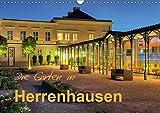 Die Gärten in Herrenhausen (Wandkalender 2019 DIN A3 quer): Optische Highlights in den Gärten von Herrenhausen (Monatskalender, 14 Seiten ) (CALVENDO Orte) - Joachim Hasche