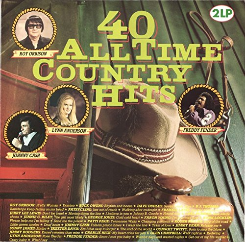 40 All Time Country Hits -