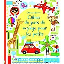 Cahier d'activités por les petits - En voyage