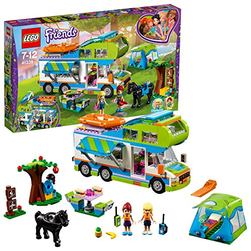 LEGO Friends Autocaravana de MIA (41339)