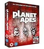 Planet of the Apes - Primal Collection [Blu-ray] [1968] [Region Free]