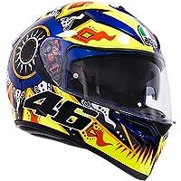 AGV K3-SV Rossi 2002 Moto Casque Taille 56
