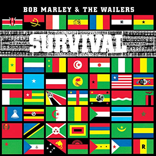 Survival (Cd-musik-bob Marley)