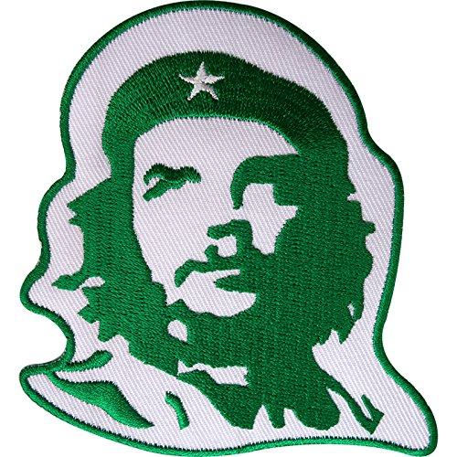 Che Guevara parche bordado insignia hierro Sew en boina Star bordado Applique