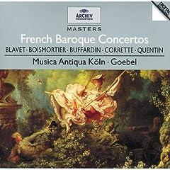 Quentin: Concerto In A Major, Op.12, No.1 - 4. Allegro