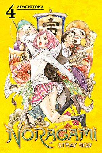 Noragami Volume 4