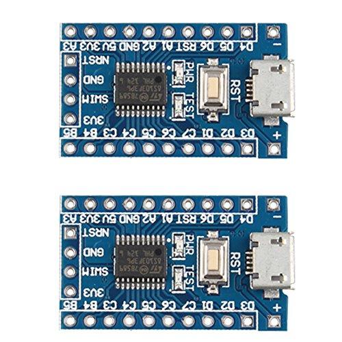 haljia 2stm8s103F3p6Arm STM8Minimum System Development Board Modul für Arduino -