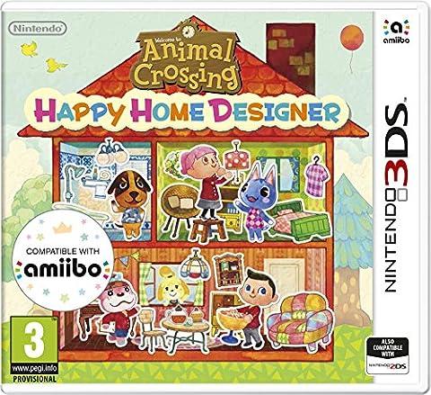Animal Crossing : Happy Home Designer [import