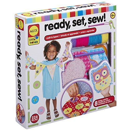 Alex - Preparados, listos, coser (Juratoys 250000-3)