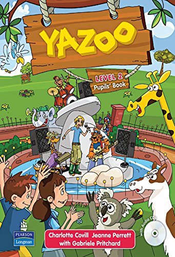 Yazoo Global Level 2 Pupil's Book and CD (2) Pack