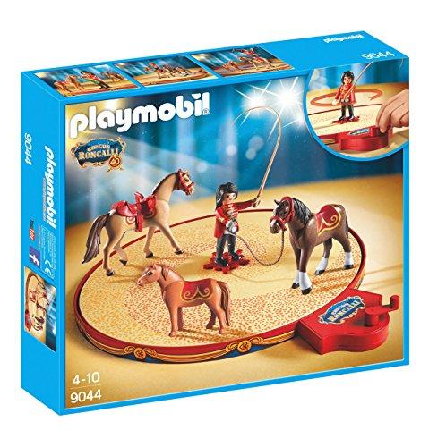 Circus, Spielzeugkiste (Playmobil 9044 Roncalli Circus (Zirkus) Pferdedressur)