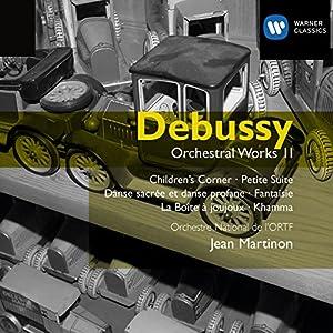 Jean Martinon - Debussy Orchestral Music