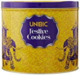 #10: Unibic Festive Cookies, Tin, 500g